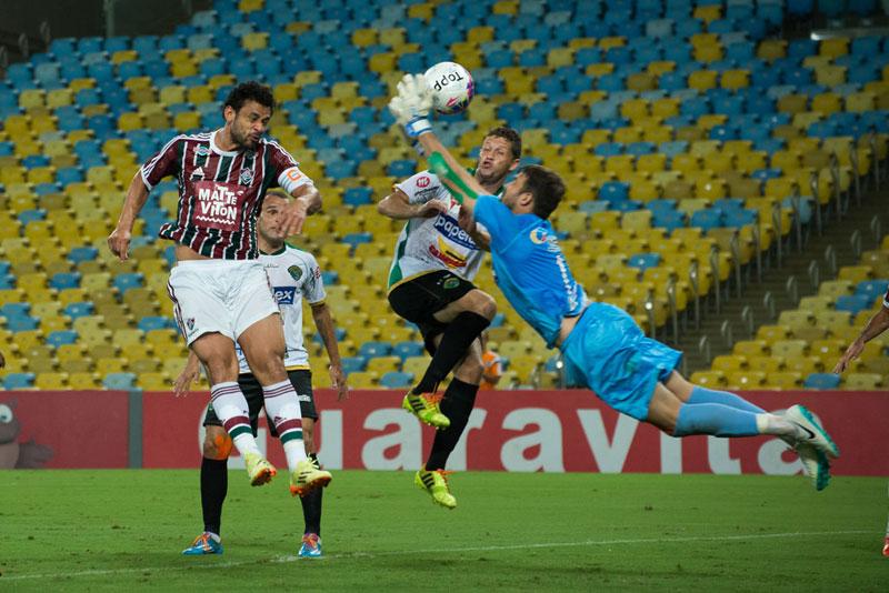 Resultado do jogo: Fluminense empata com Tigres e segue fora do G4 na tabela do Carioca
