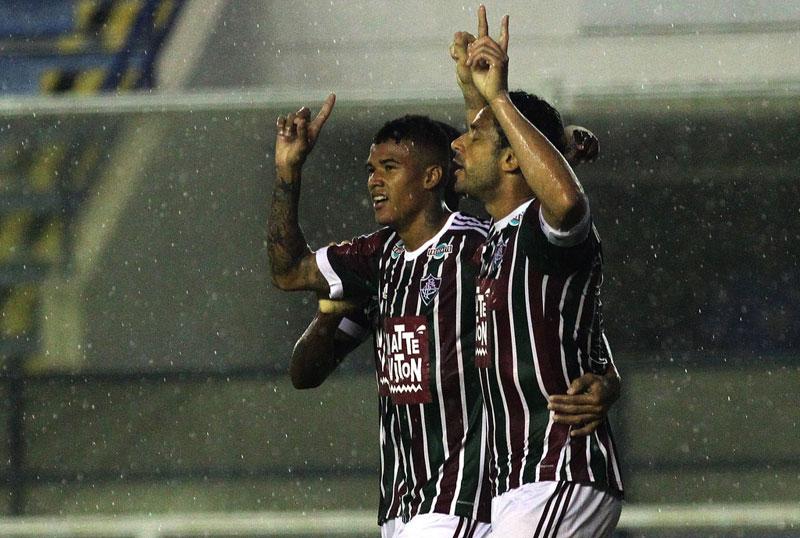 Campeonato Carioca 2015: Fluminense goleia do Barra Mansa, resultado do jogo