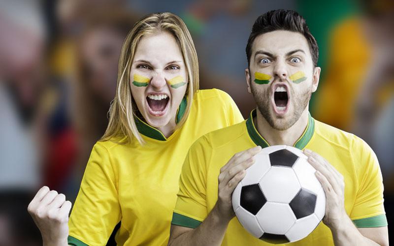 Dia Internacional da Mulher: Elas gostam de futebol online