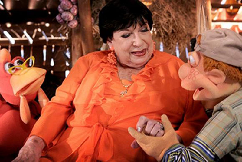 Inezita Barroso morreu aos 90 anos