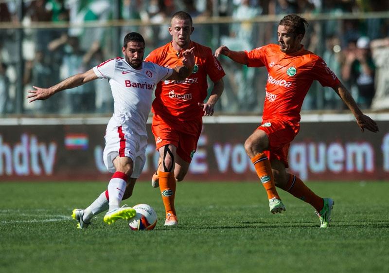 Internacional perde para Juventude no Campeonato Gaúcho 2015