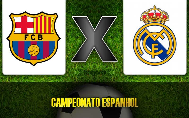 Campeonato Espanhol 2015: Barcelona vence Real Madrid, notícias do futebol