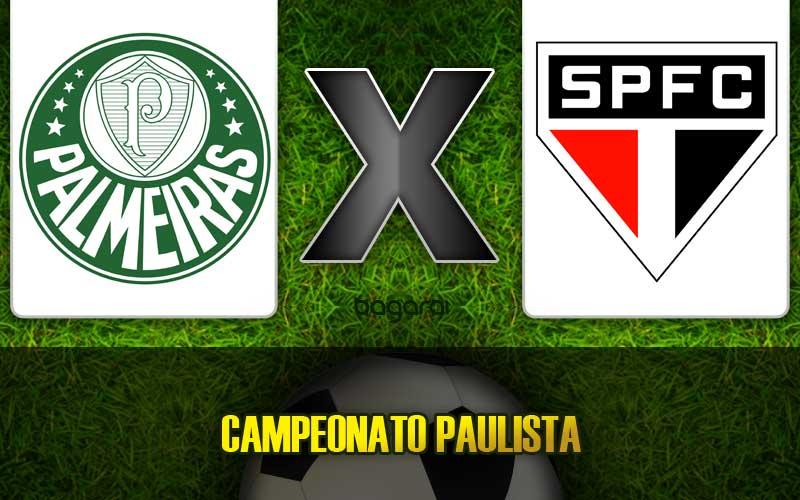 Palmeiras ganha do São Paulo FC pelo Campeonato Paulista 2015, resultado do jogo