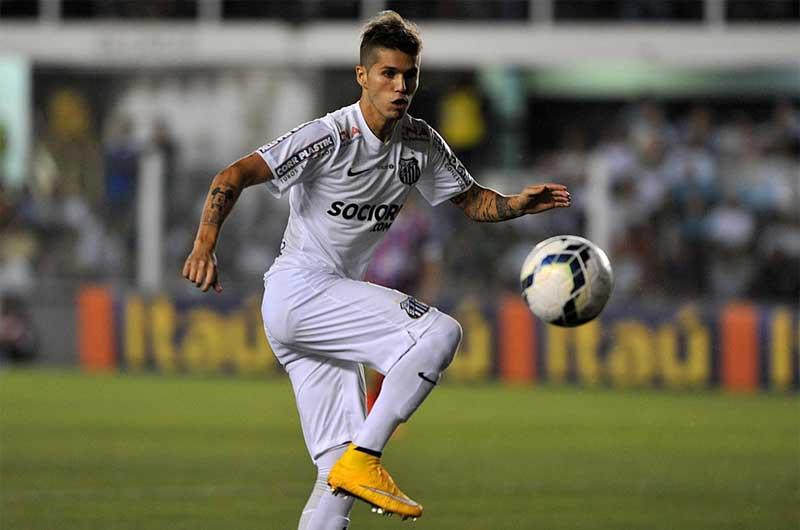 Santos FC empresta Patito Rodríguez para o Johor, da Malásia