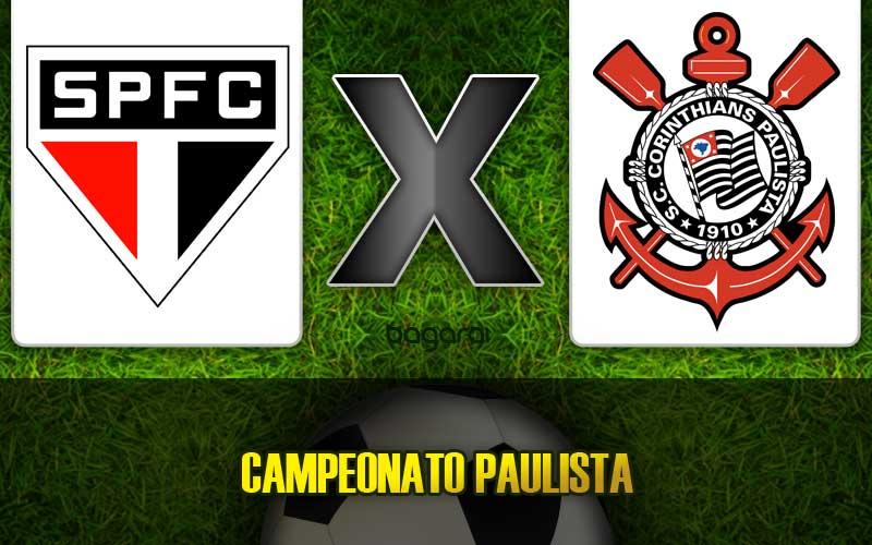 Campeonato Paulista 2015: Corinthians vence São Paulo FC, resultado do jogo