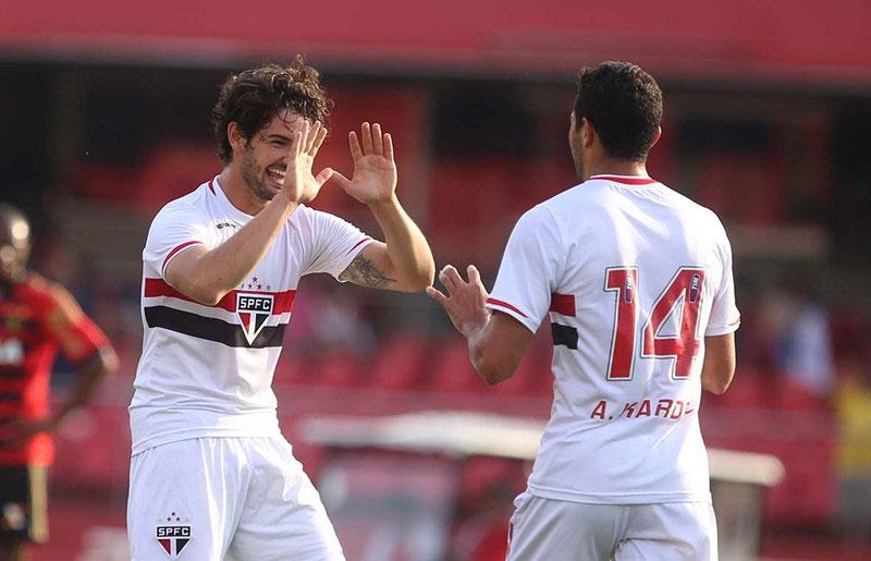 Resultado do jogo: São Paulo FC vence São Bento no Campeonato Paulista 2015