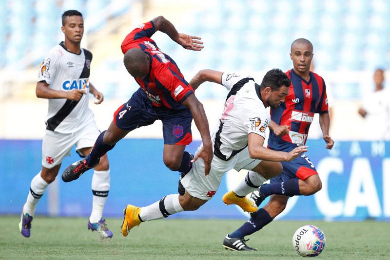 Campeonato Carioca 2015: Vasco ganha do Bonsucesso