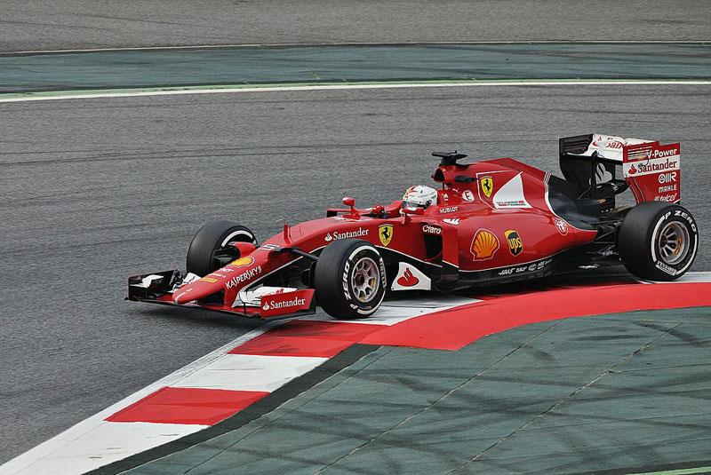 Fórmula 1: Sebastian Vettel está de volta, a Ferrari também