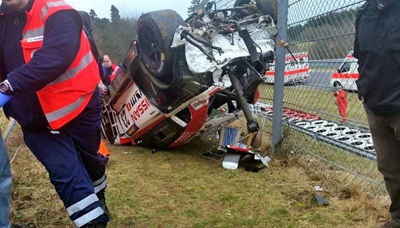 Acidente em corrida da VLN 2015 mata torcedor; veja o vídeo