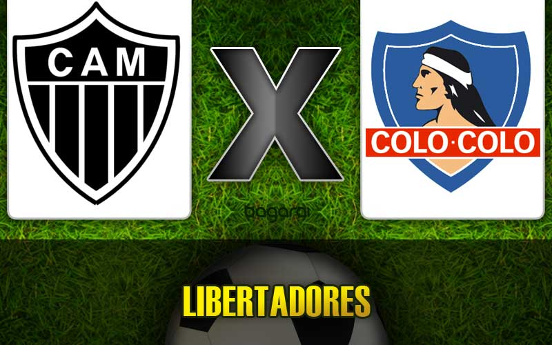 Resultado do jogo de hoje: Atlético Mineiro vence Colo-Colo pela Libertadores 2015