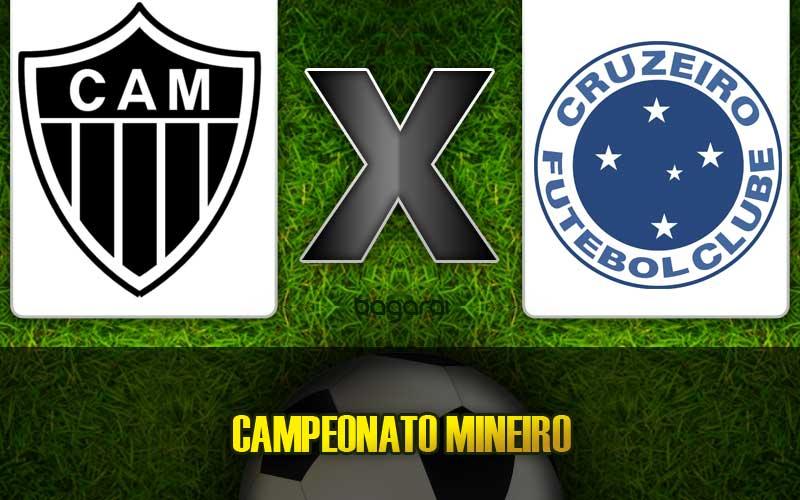 Campeonato Mineiro 2015: Atlético Mineiro e Cruzeiro empatam em jogo pela semifinal