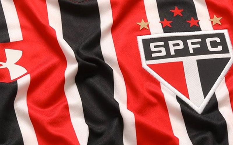 Nova camisa do São Paulo FC 2015, Under Armour