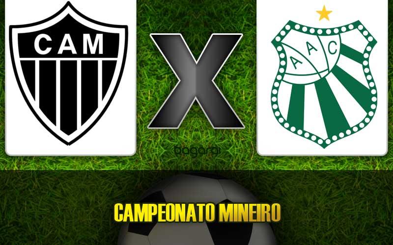 Campeonato Mineiro 2015: Atlético Mineiro e Caldense ficam no 0 a 0