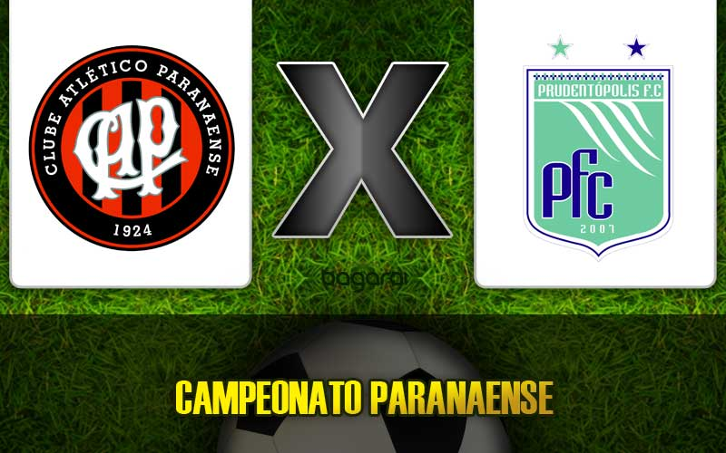 Atlético PR vence Prudentópolis pelo Campeonato Paranaense 2015
