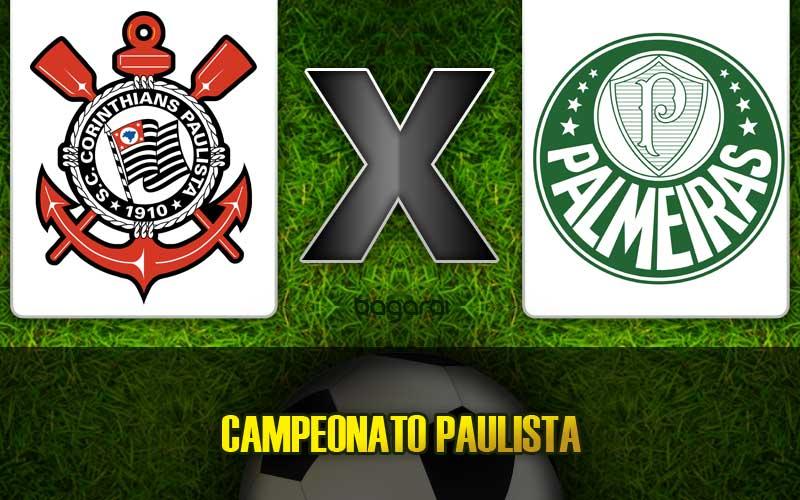 Resultado do jogo: Palmeiras vence Corinthians pelo Campeonato Paulista 2015