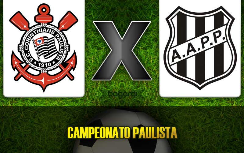 Corinthians vence Ponte Preta pelo Campeonato Paulista 2015
