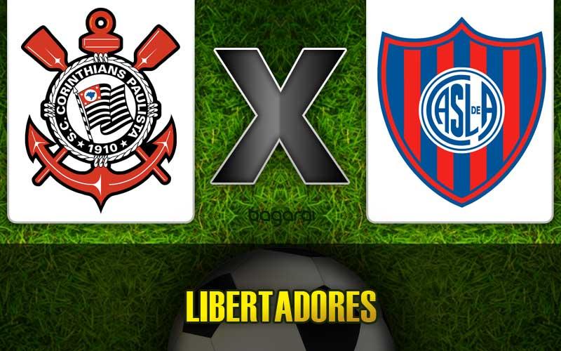 Resultado do jogo de hoje: Corinthians e San Lorenzo empatam pela Libertadores 2015