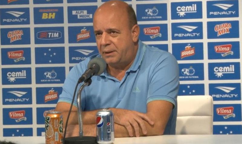 Cruzeiro: Valdir Barbosa fala sobre Federação Mineira de Futebol