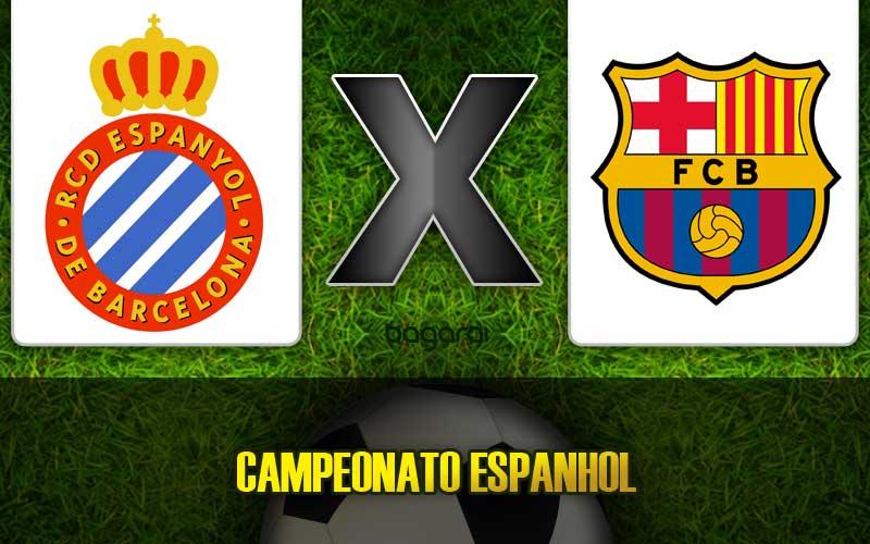 Resultado do jogo de hoje: Barcelona vence Espanyol pelo Campeonato Espanhol 2015