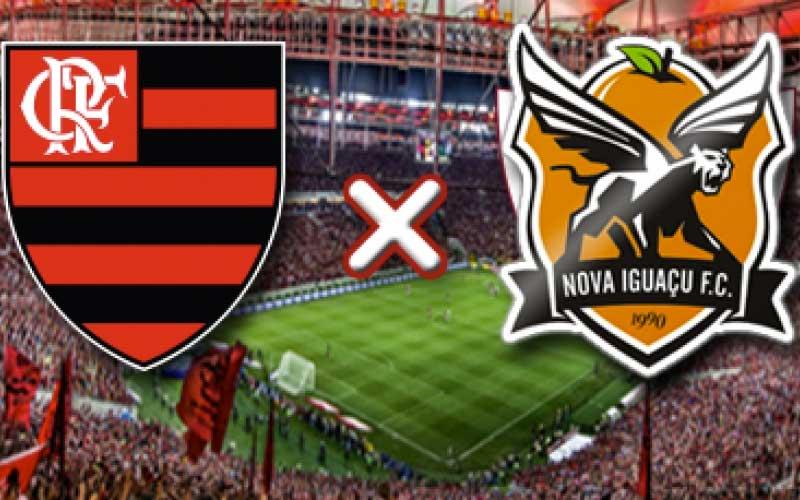 Resultado do jogo: Nova Iguaçu e Flamengo ficam no 0 a 0 pelo Campeonato Carioca 2015