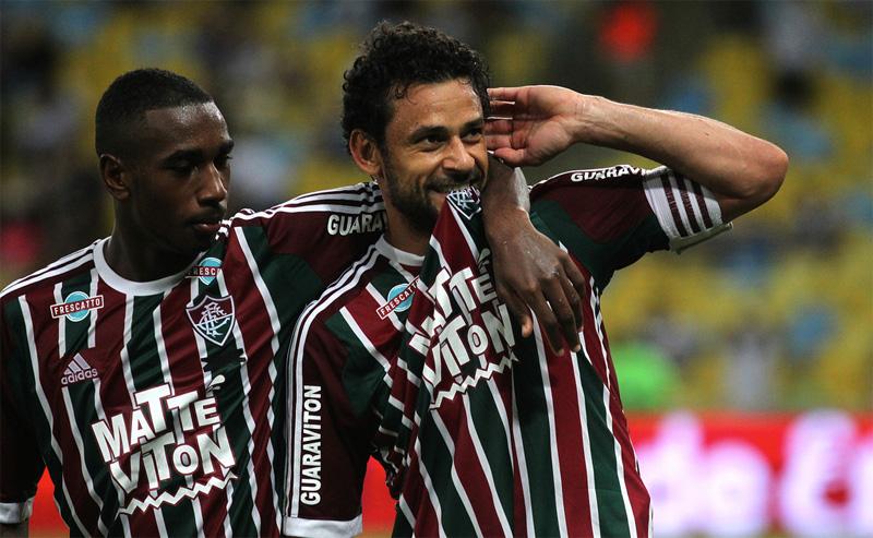 Resultado do jogo: Fluminense ganha do Botafogo pelo Campeonato Carioca 2015
