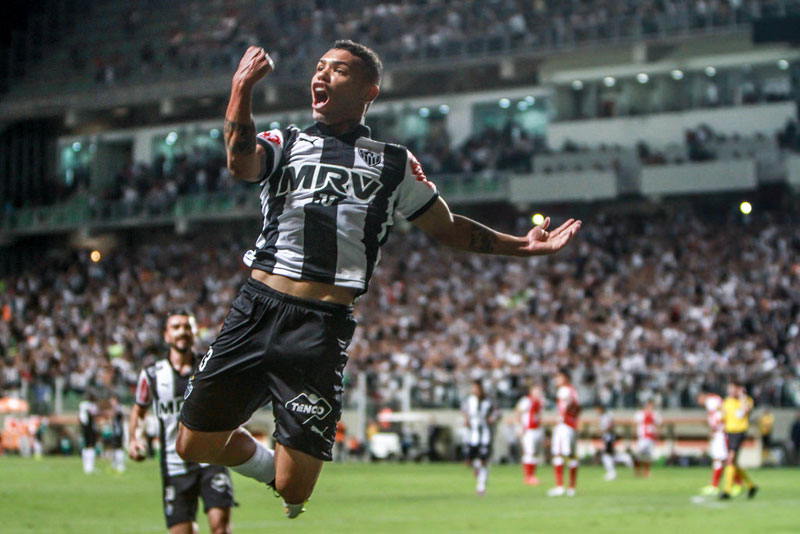 Resultado do jogo: Atlético Mineiro vence Santa Fé pela Libertadores 2015