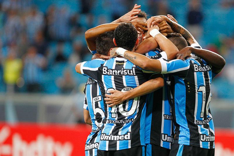Grêmio vence Campinense pela Copa do Brasil 2015