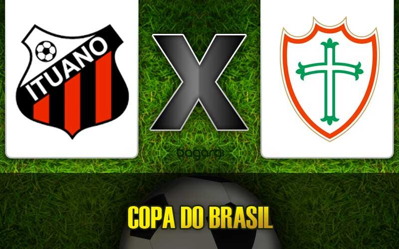 Resultado do jogo: Ituano e Portuguesa empatam pela Copa do Brasil 2015