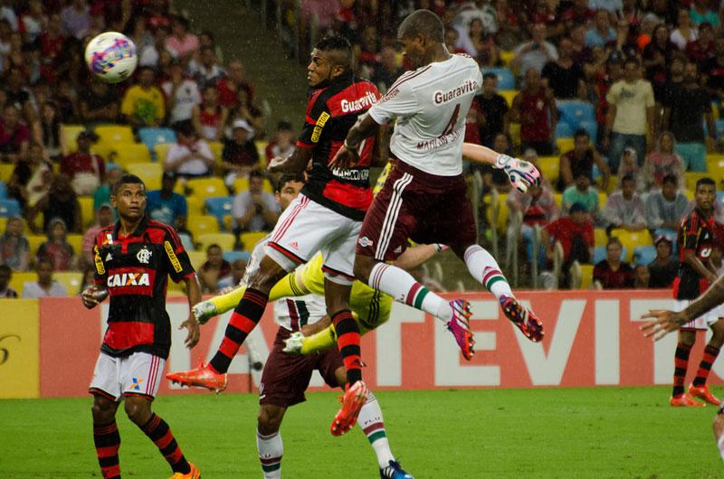 Fla Flu: Flamengo ganhou do Fluminense pelo Campeonato Carioca 2015, resultado do jogo