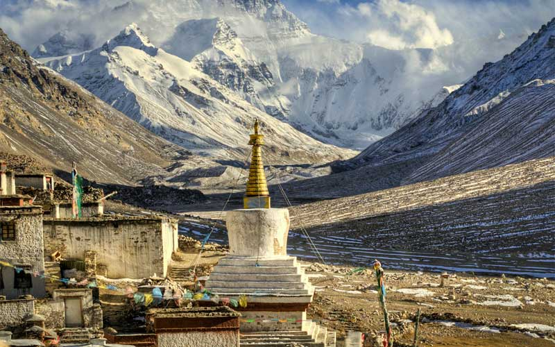 Onde fica o Nepal?