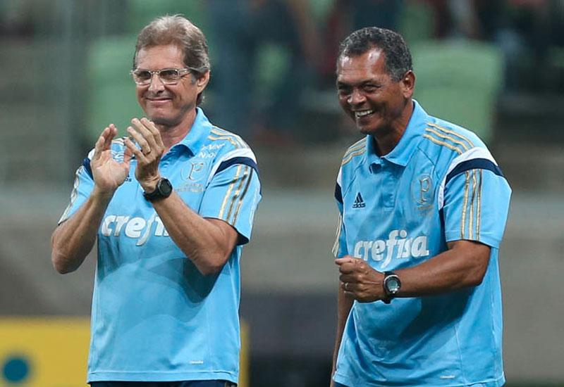 Palmeiras vence Mogi Mirim pelo Campeonato Paulista 2015
