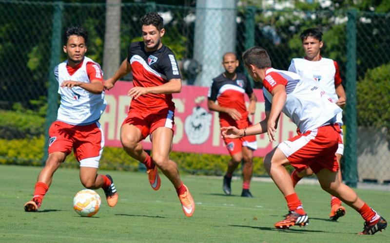 São Paulo FC se reapresentou nesta sexta