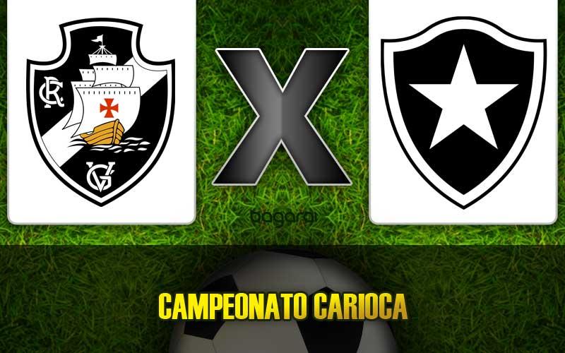 Resultado do jogo de hoje: Vasco vence Botafogo pelo Campeonato Carioca 2015