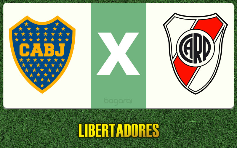 Spray de pimenta e muita confusão suspende jogo entre Boca Juniors e River Plate pela Libertadores 2015