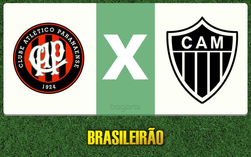 Campeonato Brasileiro 2015: Atlético Paranaense vence Atlético Mineiro por 1 a 0