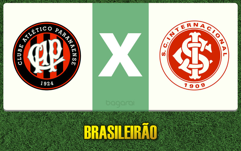 Brasileirão 2015: Atlético Paranaense faz 3 a 0 em cima do Internacional
