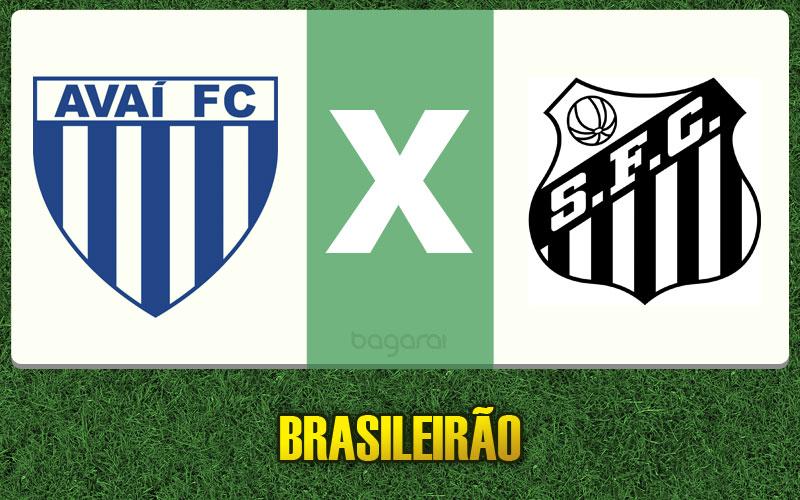 Avaí e Santos FC empatam em 0 a 0 pelo Brasileirão 2015
