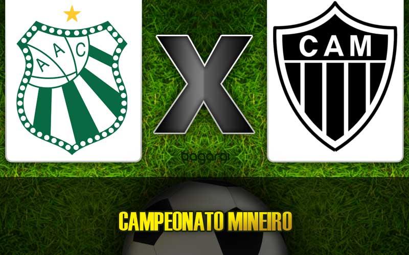 Atlético Mineiro é campeão do Campeonato Mineiro 2015, Resultado do jogo de hoje