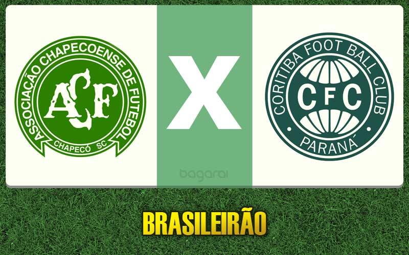 Campeonato Brasileiro 2015: Chapecoense vence Coritiba por 2 a 1
