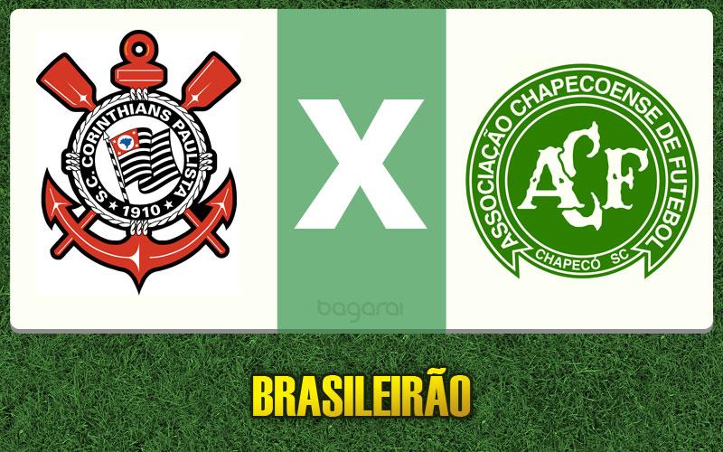 Resultado do jogo de hoje: Corinthians vence Chapecoense pelo Brasileirão 2015