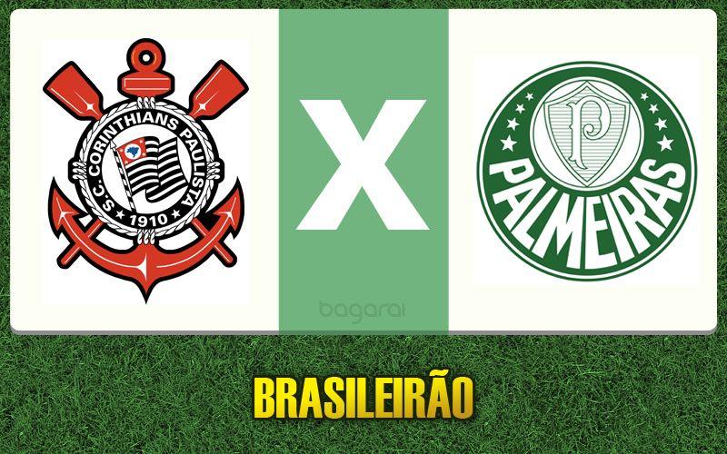 Brasileirão 2015: Palmeiras vence Corinthians pela 4ª rodada