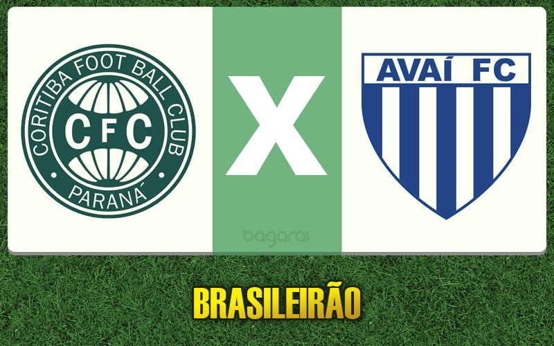4ª rodada: Avaí vence Coritiba pelo Campeonato Brasileiro 2015