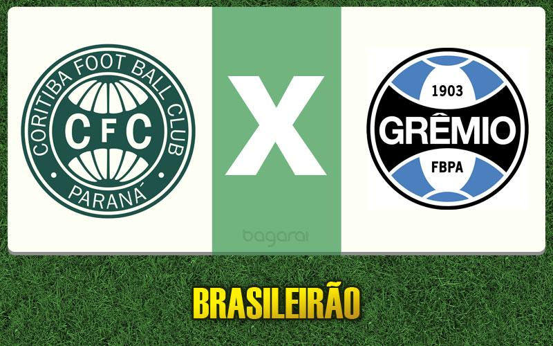 Coritiba vence Grêmio pelo Brasileirão 2015, Resultado do jogo de hoje
