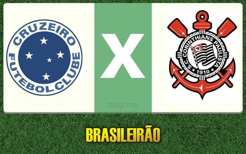 Resultado do jogo: Corinthians vence Cruzeiro pelo Campeonato Brasileiro 2015