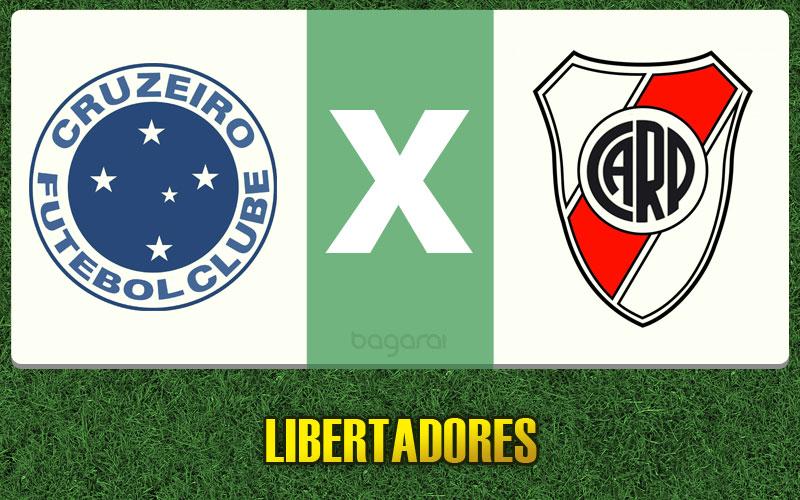 Resultado do jogo Cruzeiro e River Plate elimina time brasileiro da Libertadores 2015