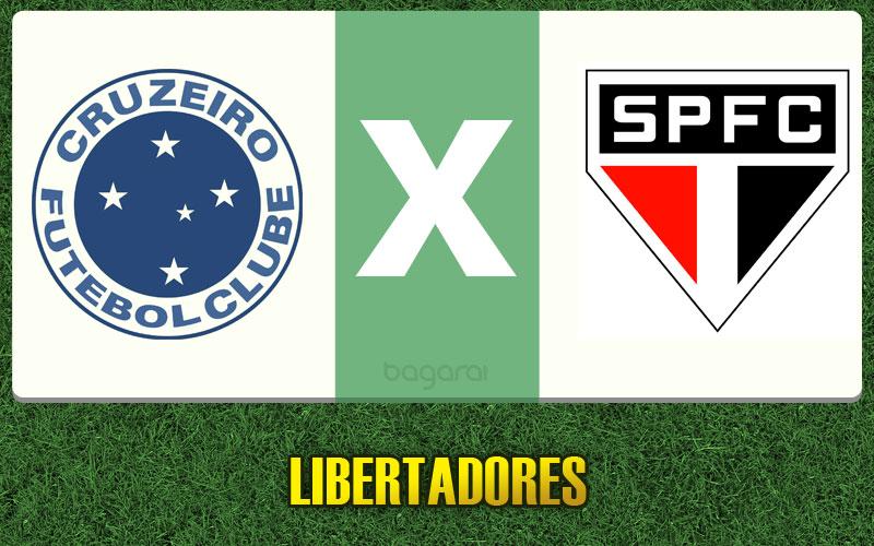 Resultado do jogo de hoje: Cruzeiro vence São Paulo FC e segue na Libertadores 2015
