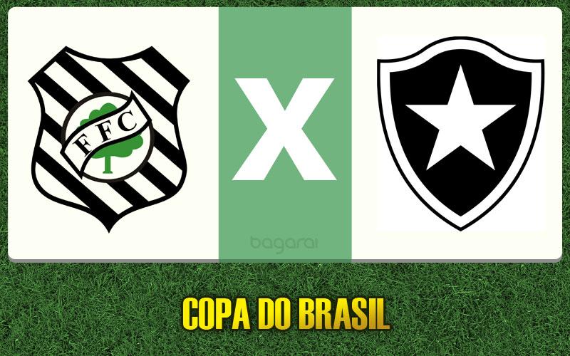 Resultado do jogo Figueirense e Botafogo fica no empate pelo Copa do Brasil 2015