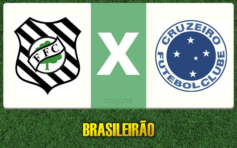 Figueirense vence Cruzeiro pelo Campeonato brasileiro 2015