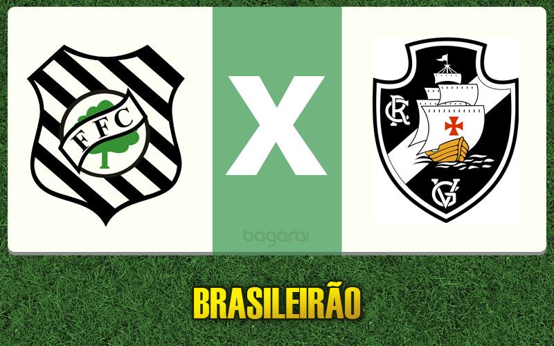 Jogo Figueirense e Vasco fica no resultado de 0 a 0 pelo Brasileirão 2015