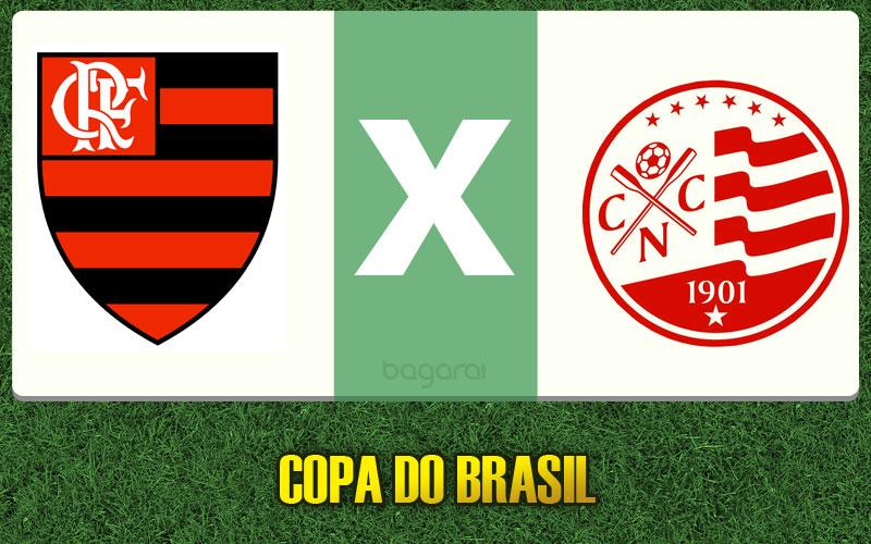 Copa do Brasil 2015: Flamengo e Náutico fica no resultado de 1 a 1